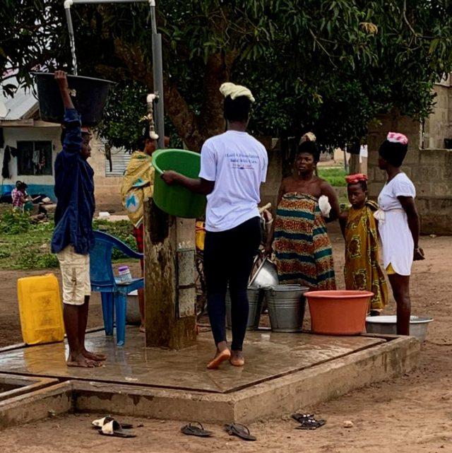 Water en Hygiëne in Fetentaa