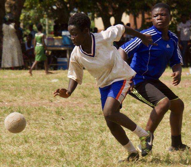 Sport en spel Fetentaa